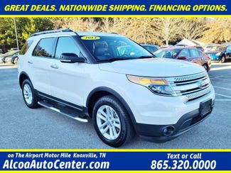 "2014 Ford Explorer XLT 4WD Leather Navigation Dual Sunroofs 18"" Alloy in Louisville, TN 37777"