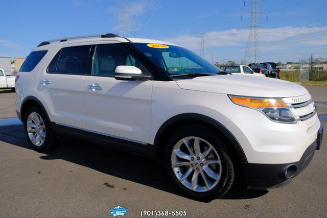 2014 Ford Explorer Limited in Memphis Tennessee, 38115
