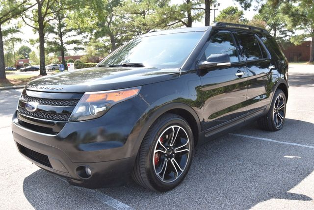 2014 Ford Explorer Sport in Memphis, Tennessee 38128