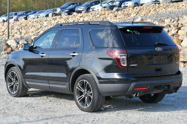 2014 Ford Explorer Sport Naugatuck, Connecticut 2