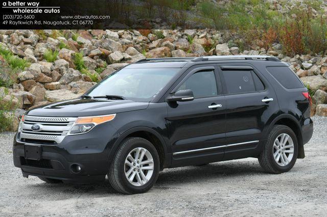 2014 Ford Explorer XLT 4WD Naugatuck, Connecticut
