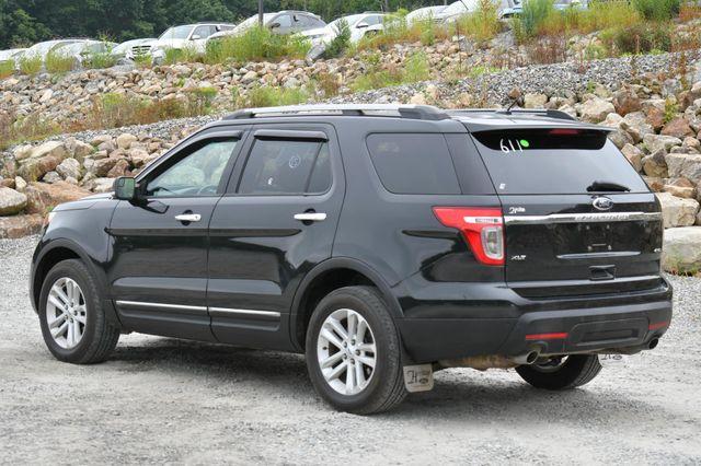 2014 Ford Explorer XLT 4WD Naugatuck, Connecticut 4