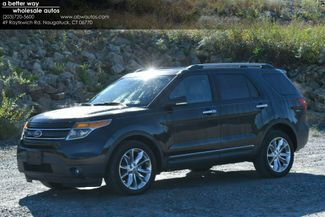 2014 Ford Explorer Limited 4WD Naugatuck, Connecticut