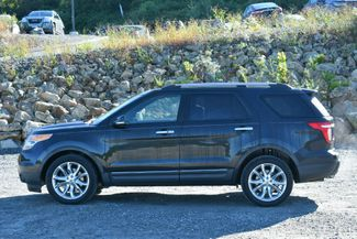 2014 Ford Explorer Limited 4WD Naugatuck, Connecticut 3