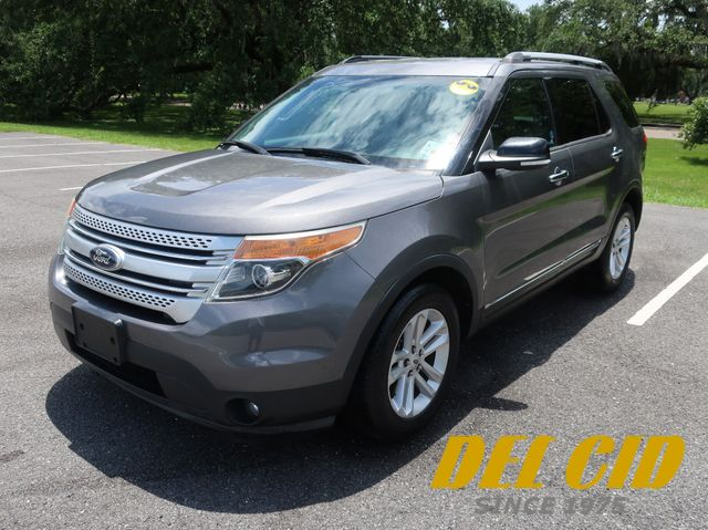 2014 Ford Explorer XLT in New Orleans, Louisiana 70119