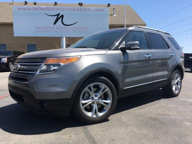 2014 Ford Explorer Limited I 40 location 405-917-7433 in Oklahoma City OK