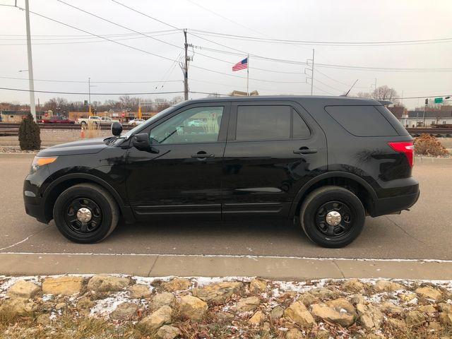 2014 Ford Explorer AWD 4WD Police Osseo, Minnesota 2