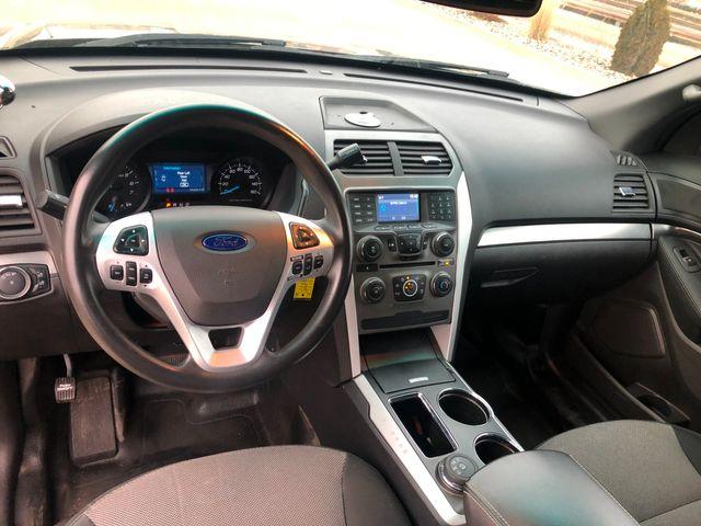 2014 Ford Explorer AWD 4WD Police Osseo, Minnesota 16
