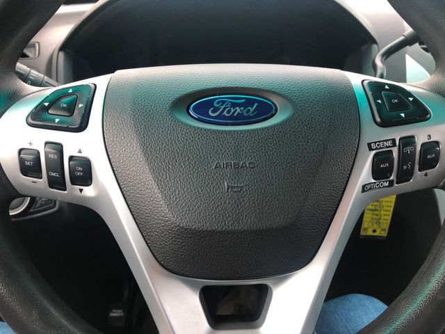 2014 Ford Explorer AWD 4WD Police Osseo, Minnesota 18