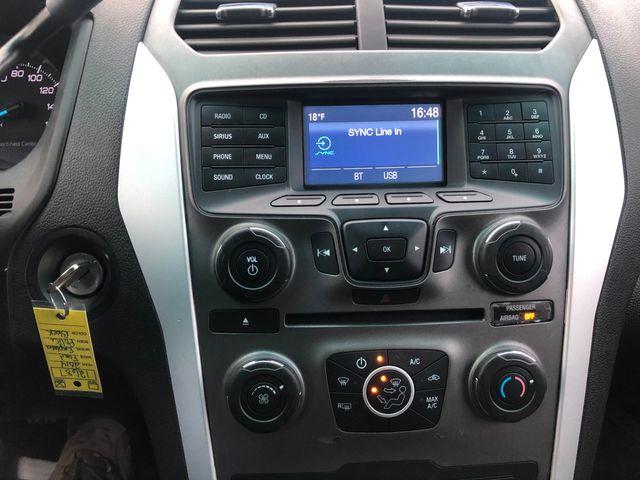2014 Ford Explorer AWD 4WD Police Osseo, Minnesota 26