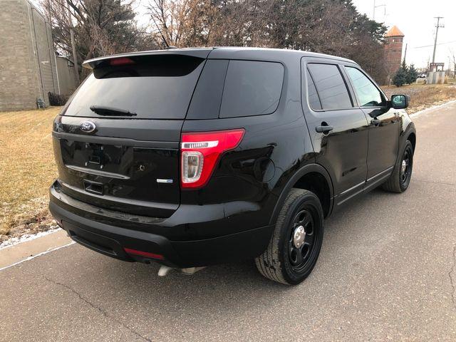 2014 Ford Explorer AWD 4WD Police Osseo, Minnesota 5