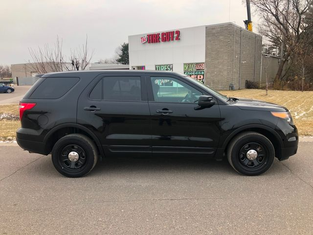 2014 Ford Explorer AWD 4WD Police Osseo, Minnesota 3