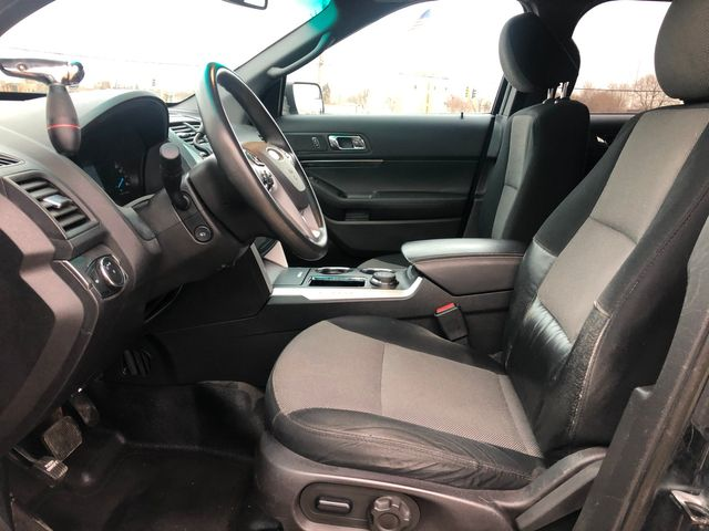 2014 Ford Explorer AWD 4WD Police Osseo, Minnesota 10