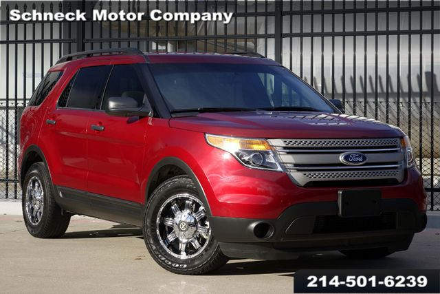 2014 Ford Explorer **** 1.9 APR FINANCING AVAILABLE* ***