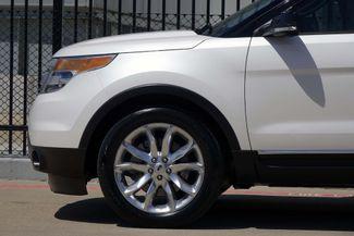 2014 Ford Explorer 1-Owner * NAVI * 20's * Quads * LEATHER *BU Camera Plano, Texas 32