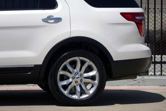 2014 Ford Explorer 1-Owner * NAVI * 20's * Quads * LEATHER *BU Camera Plano, Texas 33