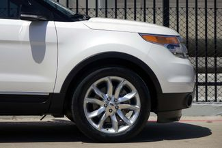 2014 Ford Explorer 1-Owner * NAVI * 20's * Quads * LEATHER *BU Camera Plano, Texas 31