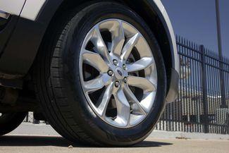 2014 Ford Explorer 1-Owner * NAVI * 20's * Quads * LEATHER *BU Camera Plano, Texas 37
