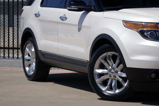 2014 Ford Explorer 1-Owner * NAVI * 20's * Quads * LEATHER *BU Camera Plano, Texas 24