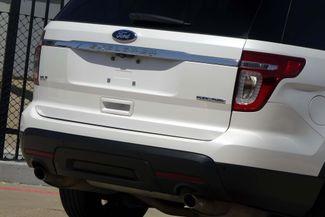 2014 Ford Explorer 1-Owner * NAVI * 20's * Quads * LEATHER *BU Camera Plano, Texas 28