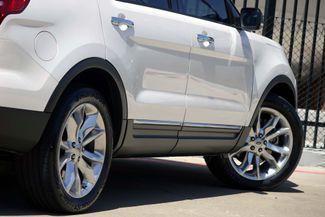 2014 Ford Explorer 1-Owner * NAVI * 20's * Quads * LEATHER *BU Camera Plano, Texas 26
