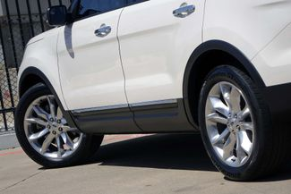 2014 Ford Explorer 1-Owner * NAVI * 20's * Quads * LEATHER *BU Camera Plano, Texas 27