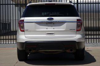 2014 Ford Explorer 1-Owner * NAVI * 20's * Quads * LEATHER *BU Camera Plano, Texas 7
