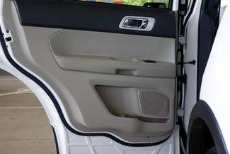 2014 Ford Explorer 1-Owner * NAVI * 20's * Quads * LEATHER *BU Camera Plano, Texas 42