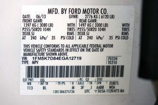2014 Ford Explorer 1-Owner * NAVI * 20's * Quads * LEATHER *BU Camera Plano, Texas 48