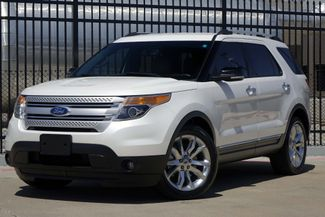 2014 Ford Explorer 1-Owner * NAVI * 20's * Quads * LEATHER *BU Camera Plano, Texas 1