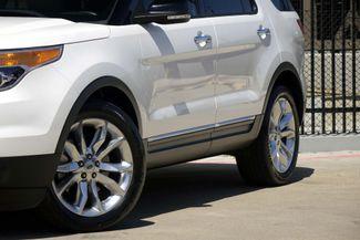 2014 Ford Explorer 1-Owner * NAVI * 20's * Quads * LEATHER *BU Camera Plano, Texas 25