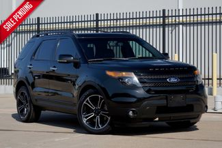 2014 Ford Explorer Sport*3rd Row*Nav*BU Cam*Sunroofs*Leather** | Plano, TX | Carrick's Autos in Plano TX