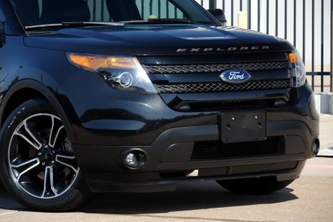 2014 Ford Explorer Sport*3rd Row*Nav*BU Cam*Sunroofs*Leather** | Plano, TX | Carrick's Autos in Plano, TX