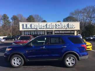 2014 Ford Explorer 4X4 in Richmond, VA, VA 23227