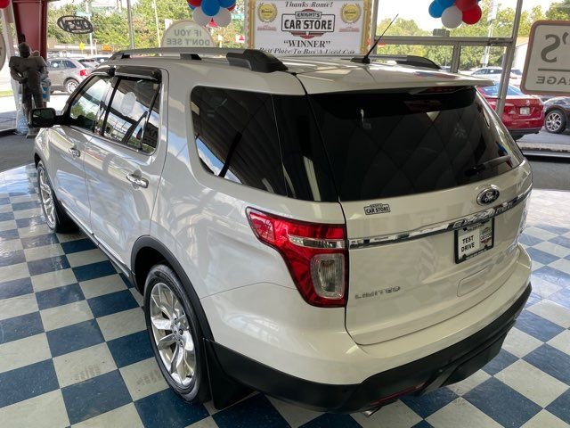 2014 Ford Explorer Limited in Rome, GA 30165