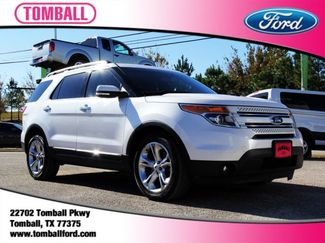 2014 Ford Explorer Limited in Tomball TX, 77375