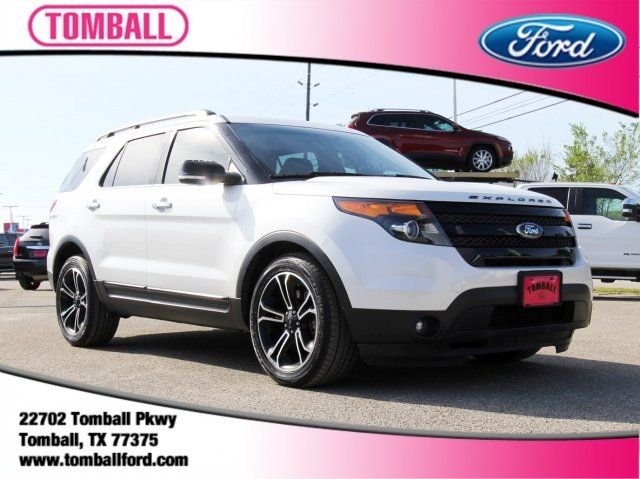 2014 Ford Explorer Sport in Tomball, TX 77375