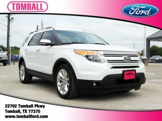 2014 Ford Explorer Limited in Tomball, TX 77375