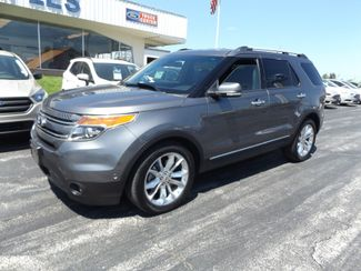 2014 Ford Explorer Limited Warsaw, Missouri 1