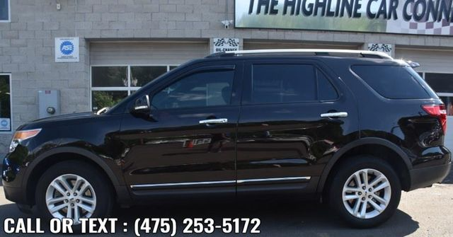 2014 Ford Explorer XLT Waterbury, Connecticut 2