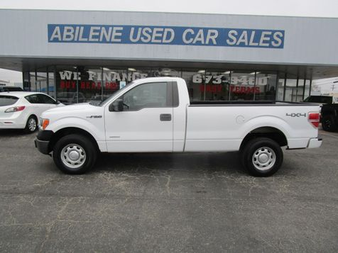 2014 Ford F-150 4x4 XL in Abilene, TX
