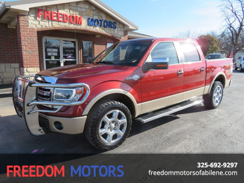 2014 Ford F-150 King Ranch 4x4 | Abilene, Texas | Freedom Motors  in Abilene Texas