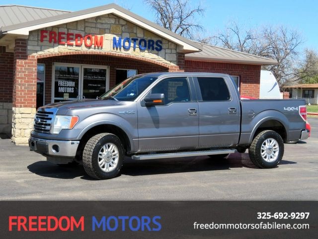 2014 Ford F-150 Lariat 4x4 in Abilene,Tx, Texas 79605