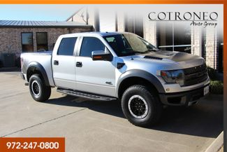 2014 Ford F-150 SVT Raptor SuperCrew 4WD in Addison TX, 75001