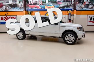 2014 Ford F-150 Platinum 4X4 in Addison Texas, 75001