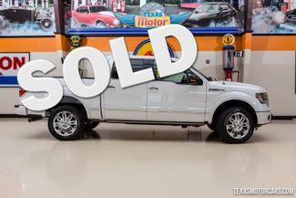 2014 Ford F-150 Platinum 4X4 in Addison Texas, 75001