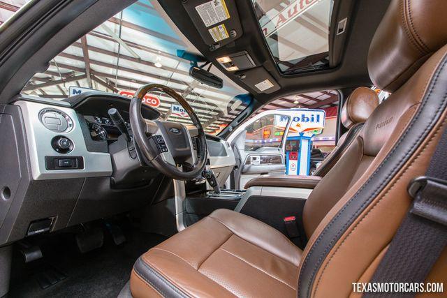 2014 Ford F-150 Platinum 4X4 in Addison, Texas 75001