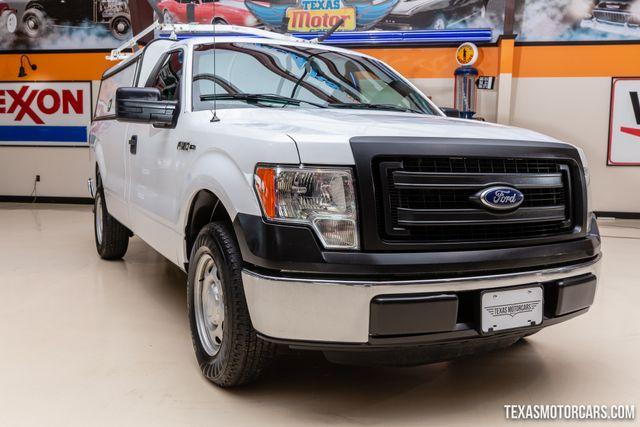 2014 Ford F-150 XL work truck in Addison, Texas 75001