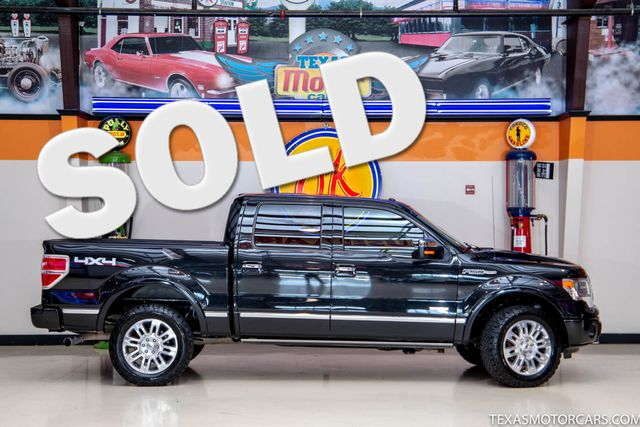 2014 Ford F-150 Platinum 4x4