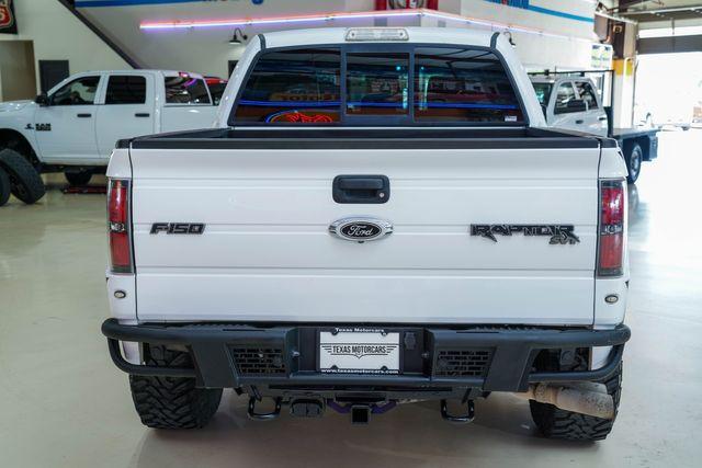 2014 Ford F-150 SVT Raptor 4x4 in Addison, Texas 75001